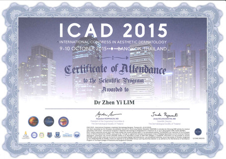 International Congress in Aesthetic Dermatology