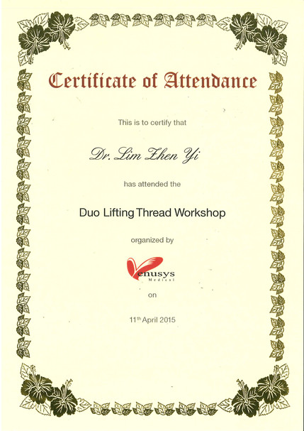 Thread Lifting