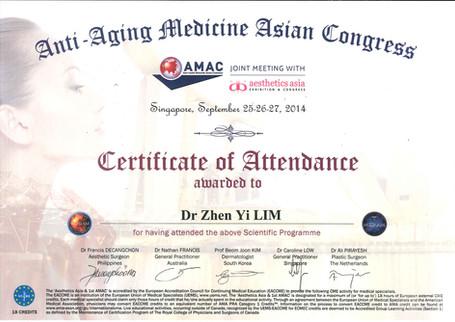 Anti-Aging Medicine Asian Congress