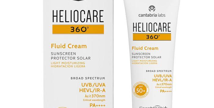Heliocare 360 Fluid Cream Sunscreen