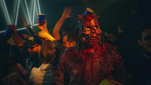 Skull: The Mask (Sun 12pm)