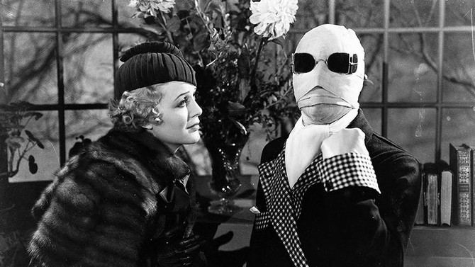 THE INVISIBLE MAN (OCTOBER 4TH)