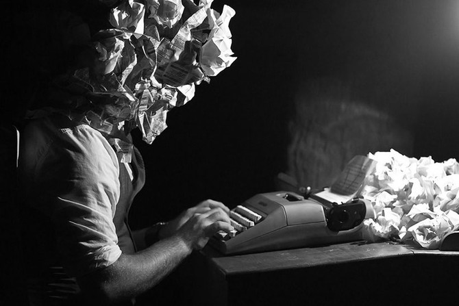 5 WAYS TO DEFEAT WRITER'S BLOCK