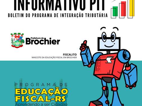 Sexta edição do Informativo PIT disponível para download!