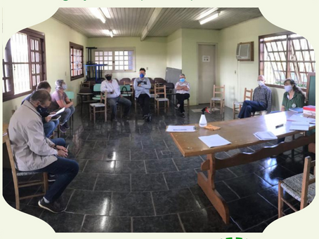 Conselho Municipal Agropecuário (COMAB) realiza sua primeira reunião em 2021!