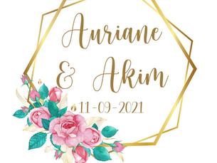 Auriane & Akim
