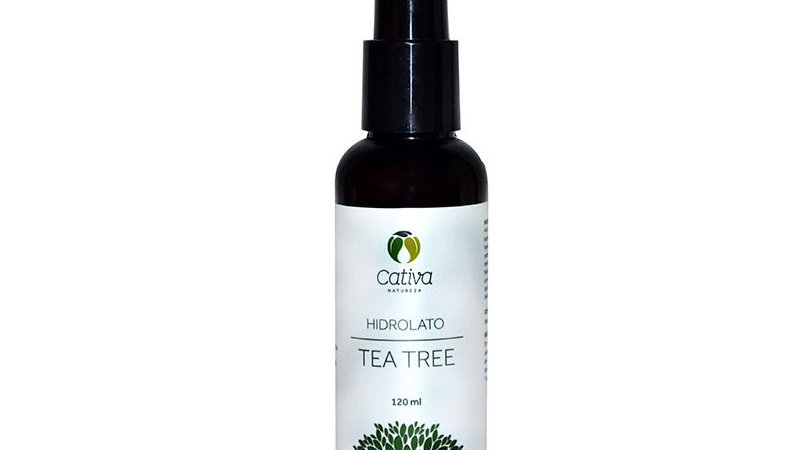 Hidrolato Tea Tree 120 ml