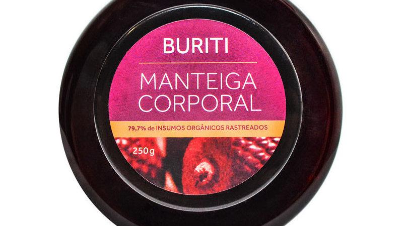Manteiga Corporal de Buriti 250 g