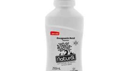 Enxaguante Bucal 250 ml - Extratos de Bambu, Romã e Sálvia