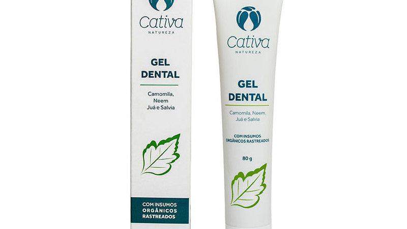 Gel Dental 80 g - Menta