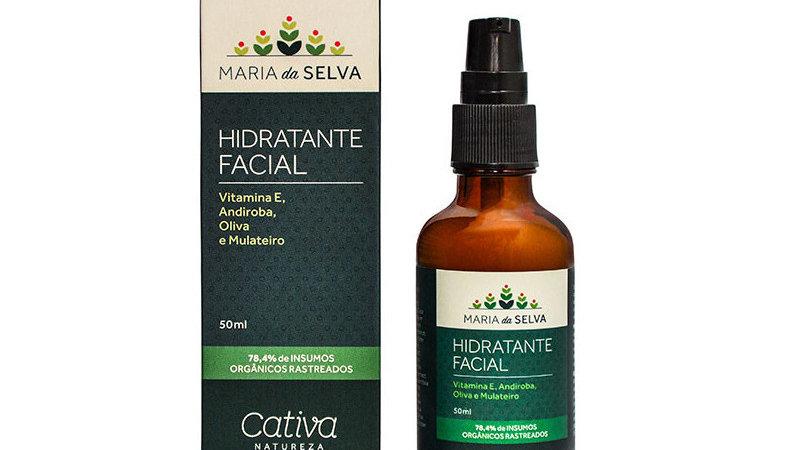 Hidratante Facial Maria da Selva 50 ml