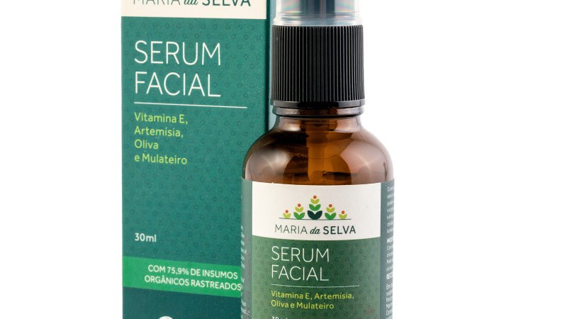 Sérum Facial Maria da Selva 30 ml