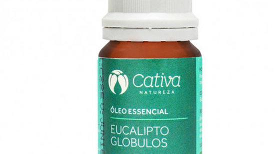 Óleo Essencial de Eucalipto 10 ml