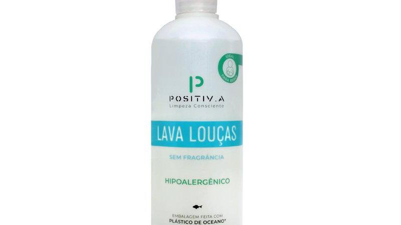 Lava Louças s/ Fragância 500 ml
