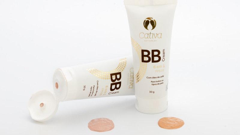 BB Cream 30 g - 6 em 1 FPS 20