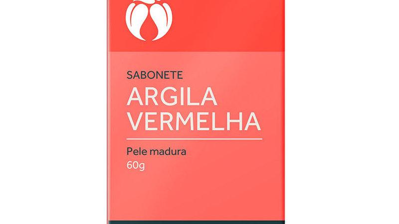 Sabonete de Argila Vermelha 60 g