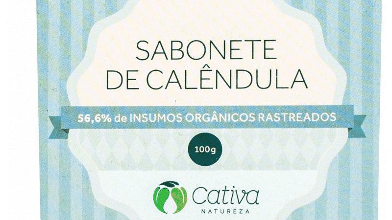 Sabonete Vegetal de Calêndula 100 g