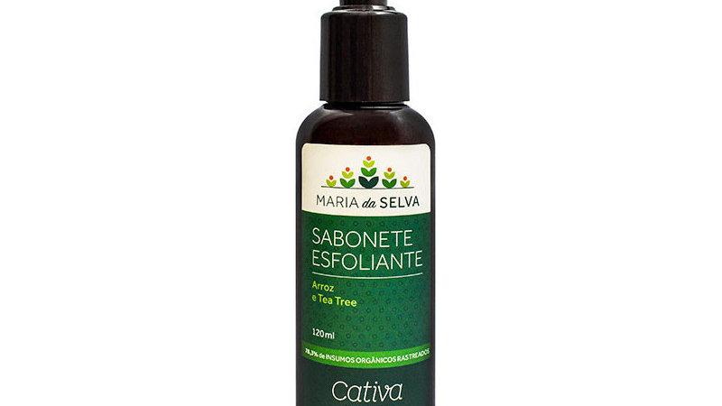 Sabonete Esfoliante Facial Maria da Selva 110 ml