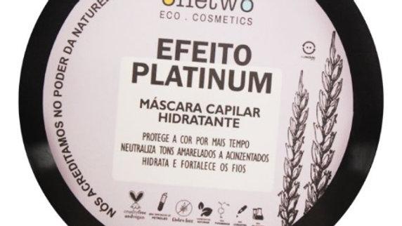 Máscara Capilar Hidratante 200 g - Efeito Platinum