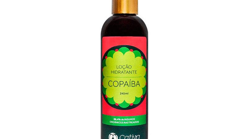 Loção Hidratante de Copaíba 240 ml