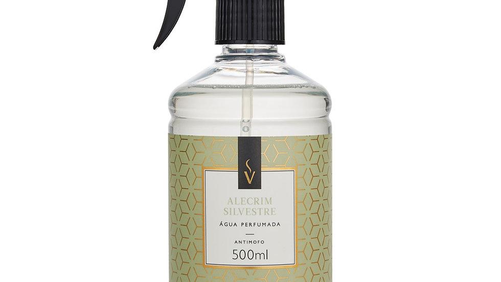 Água Perfumada 500 ml Alecrim Silvestre