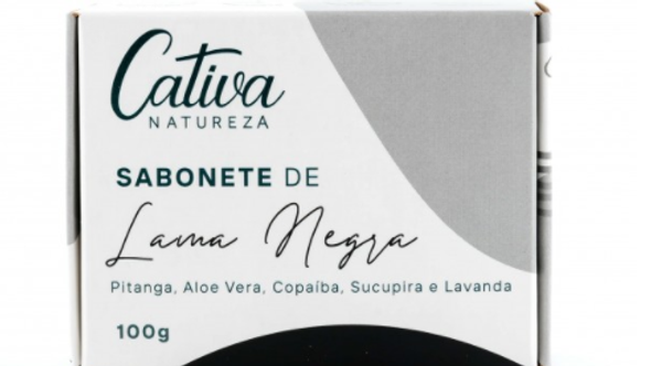 Sabonete de Lama Negra 100 g