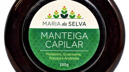 Manteiga Capilar Maria da Selva 250 g