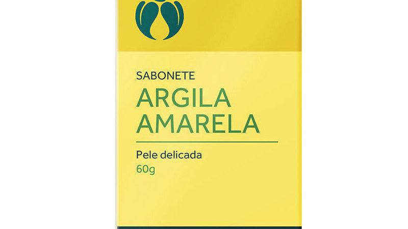 Sabonete de Argila Amarela 60 g