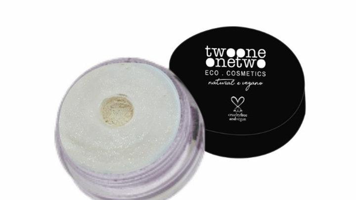 Sombra em Pó Solta Leite de Coco Natural Vegano Twoone Onetwo 5 g Gold