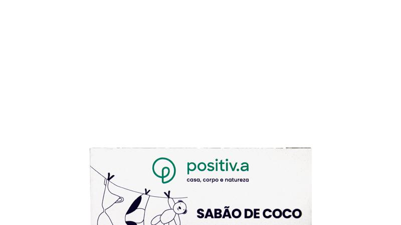 Sabão de Coco em Barra 100 g