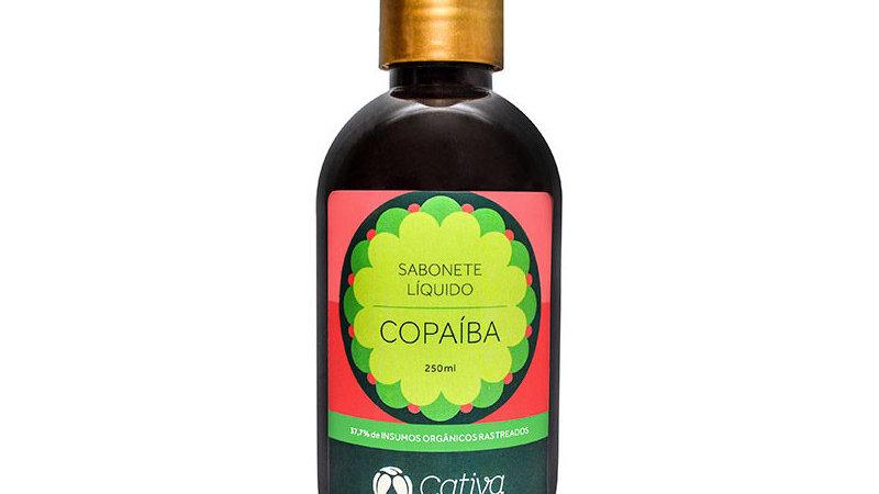 Sabonete Líquido de Copaíba 250 ml