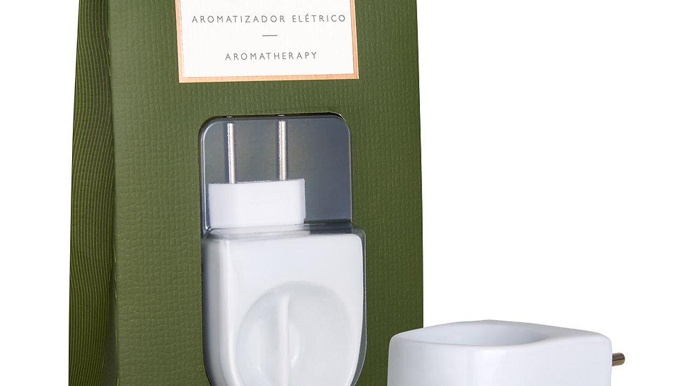 Aromatizador Elétrico Duplo - Linha Aromatherapy