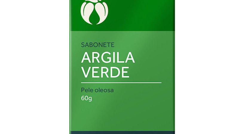 Sabonete de Argila Verde 60 g