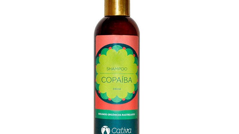 Shampoo de Copaíba 240 ml
