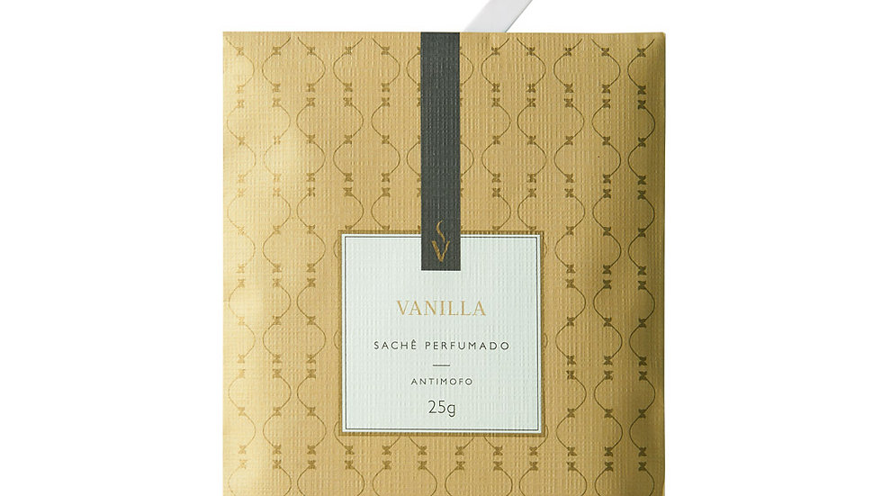 Sachê Perfumado 25 g - Vanilla