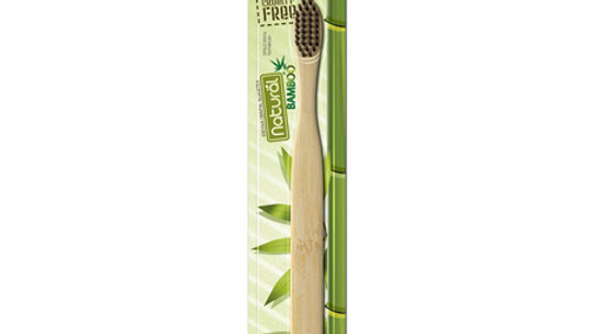 Escova Dental Natural de Bamboo