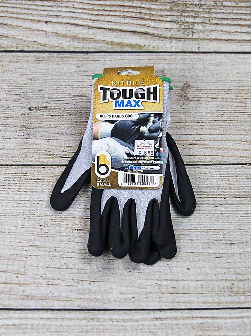 Nitrile Tough Max Gloves