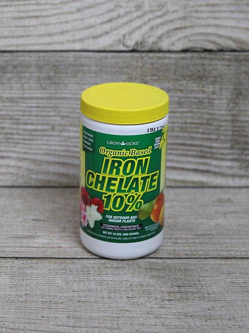 Organic Based Iron Chelate 10%