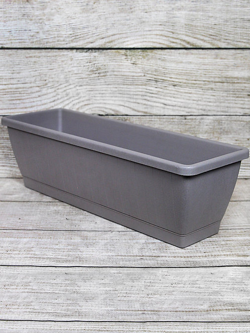 Greener Window Box, Grey