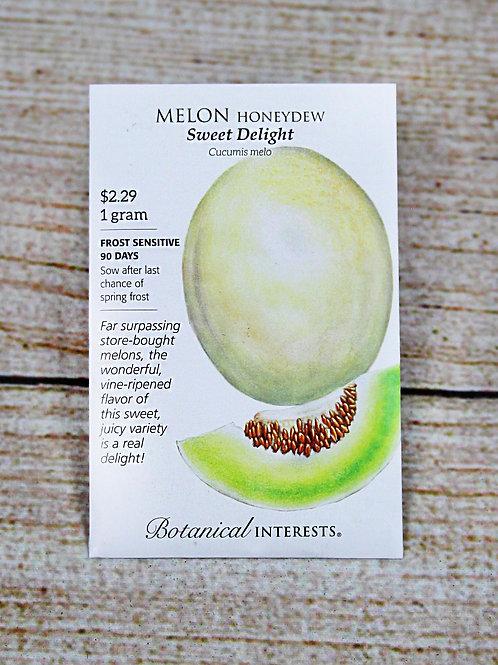 Melon, Honeydew (Sweet Delight)