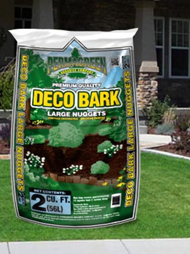 Permagreen Deco Bark - Large Chips