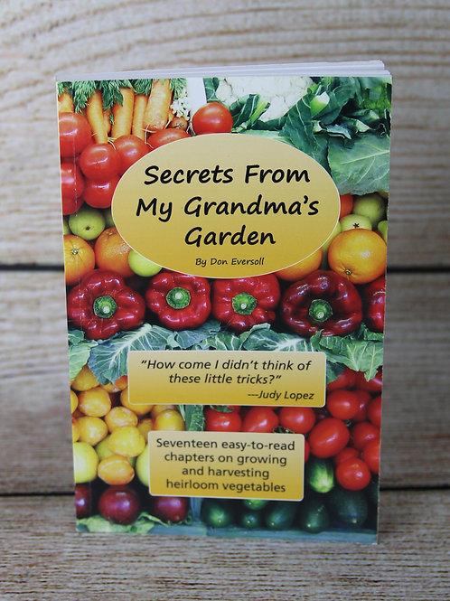 Secrets From My Grandma's Garden