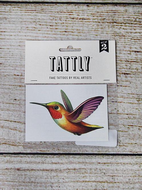 Tattly Bugs & Animals Temporary Tattoos