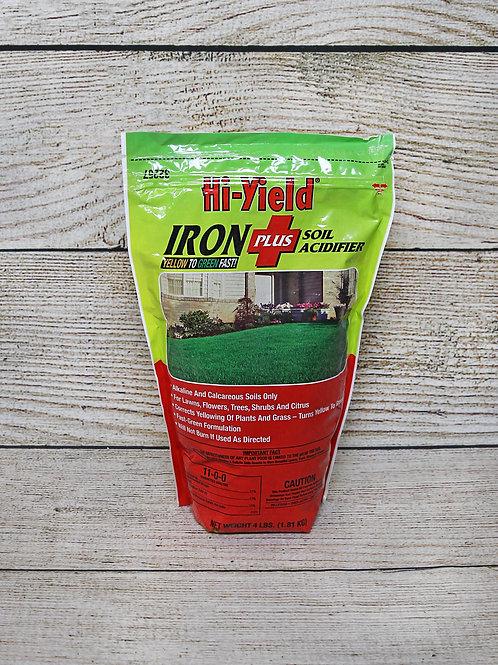 Hi-Yield Iron PLUS Soil Acidifier