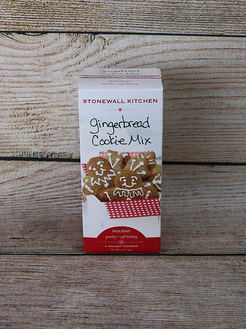 Stonewall Gingerbread Cookie Mix