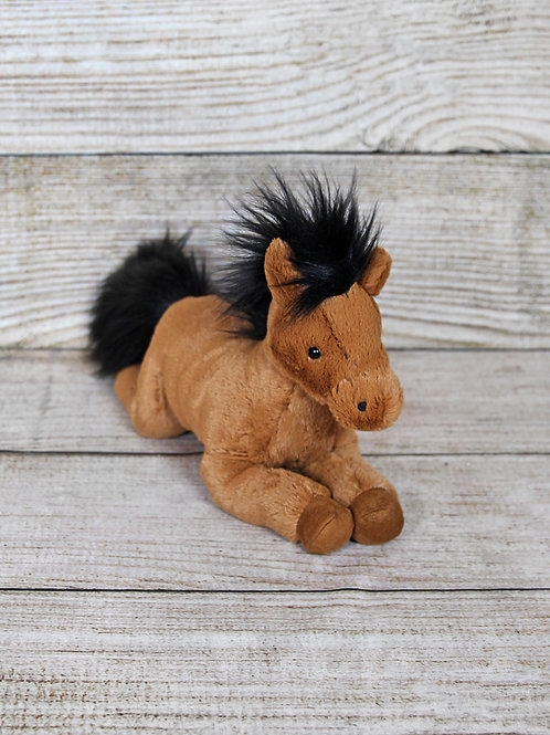 JELLYCAT Medium Clover Pony