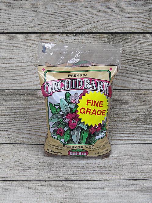 Premium Orchid Bark - Fine Grade