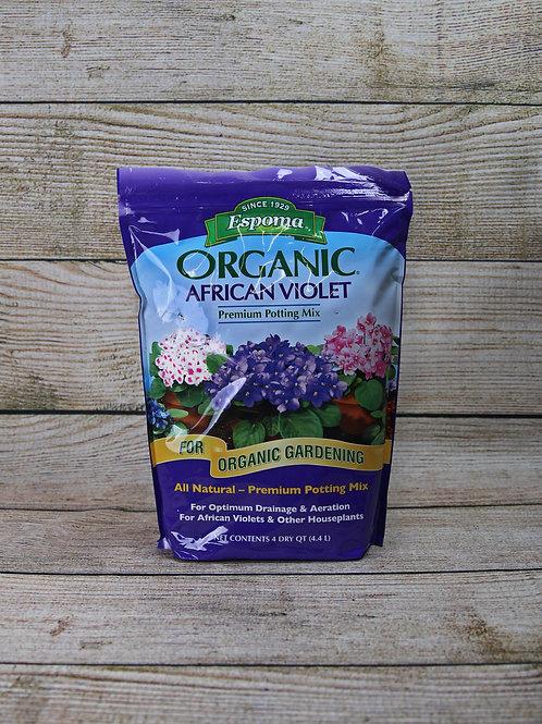 Espoma Organic African Violet Soil