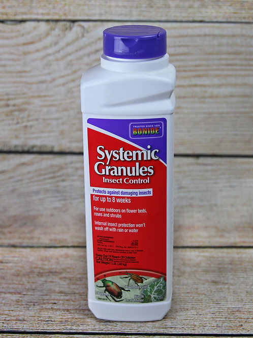 Bonide Systemic Granules Insect Control