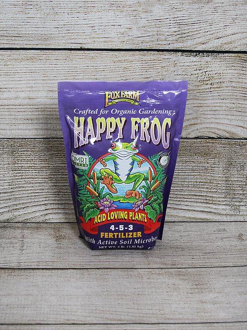 Happy Frog Organic Acid Loving Plant Fertilizer